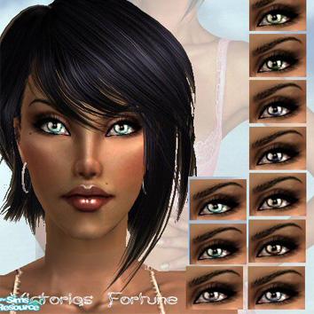 Генетика Sims 2 скачать