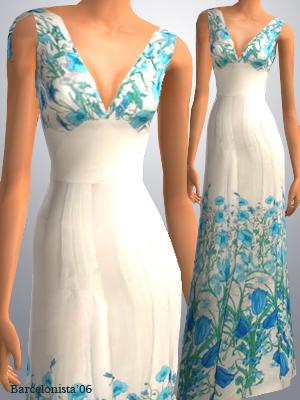 Женская одежда для симс 2 короткие платья
