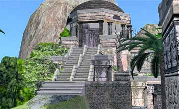 Дворцы и замки Sims 2