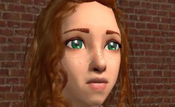 скачать веснушки Sims 2