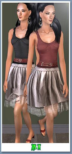 Симс 2 сексуальная одежда