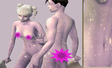 Тоны кожи Sims 2 скачать