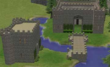 скачать дома и лоты для Sims 2